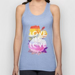 Love is Love Unisex Tank Top