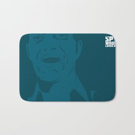 The Spy Who Loved Me Bath Mat