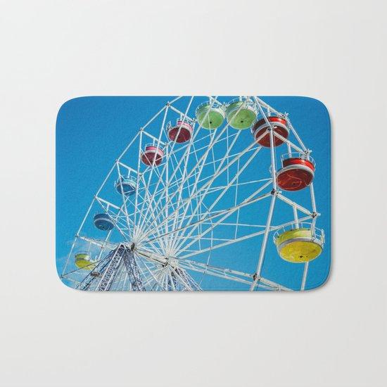 Carival Ferris Wheel Bath Mat