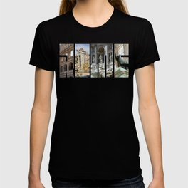 The monuments of Rome T-shirt