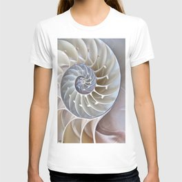Nautilus Shell T-shirt