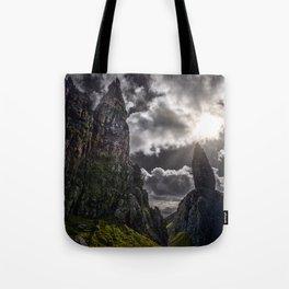 Old Man Of Storr - Isle Of Skye - Scotland Tote Bag