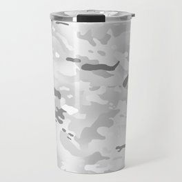 Camouflage: Alpine Travel Mug