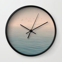 Fly by night Wall Clock