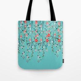 Floral Dilemma #society6 #decor #buyart Tote Bag