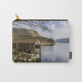 The Old Boathouse Carry-All Pouch