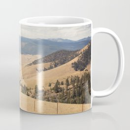 The Montana Collection - Wide Open Spaces Coffee Mug