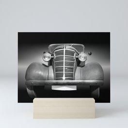 US American classic car Master 1938 Mini Art Print