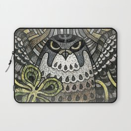 Falcon on clover Laptop Sleeve