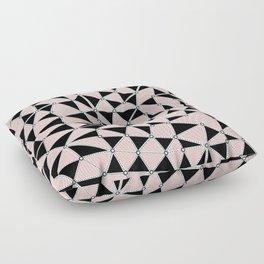 African Blush Floor Pillow