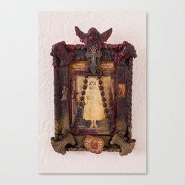Sacred Heart Memorial Canvas Print