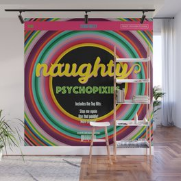 Naughty Psychopixies Wall Mural