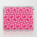Greek Key - Pink by dizanadesigns