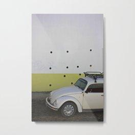 buggy Metal Print