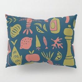 Fresh Produce Pillow Sham