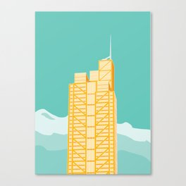 Herron Tower Canvas Print