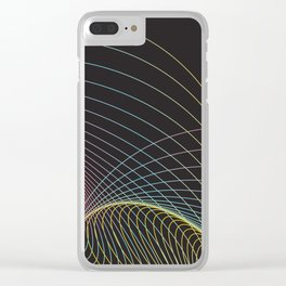 Reverb Clear iPhone Case
