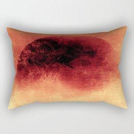 Circle Composition IV Rectangular Pillow