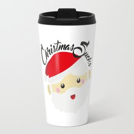 Christmas Sucks Travel Mug