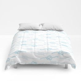 Nautical Ropes Comforters