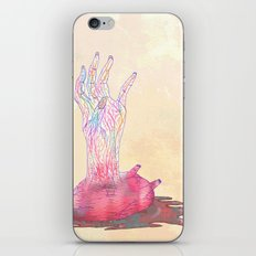 Reach Out iPhone & iPod Skin