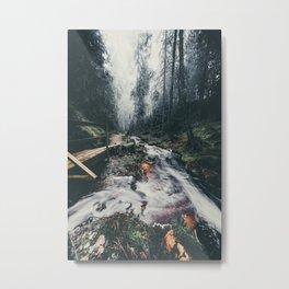 Foggy Feelings Vol.5 Metal Print