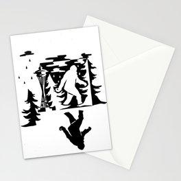 Seattle Sasquatch Stationery Cards