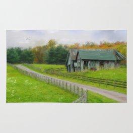 Autumn Barn Rug