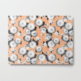 Spring Floral Dream #11 #decor #art #society6 Metal Print