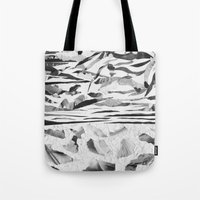 sand Tote Bags featuring Sand  by Jihan Mv
