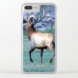 Big Elk Clear iPhone Case