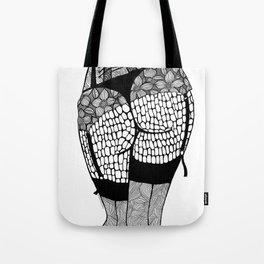 La femme 03 Tote Bag
