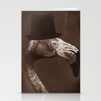 gentleman Stationery Cards featuring Gentleman by Alexander Wansuk Ohlsson