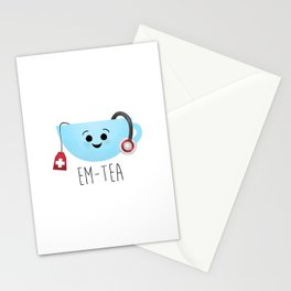 EM-Tea Stationery Cards