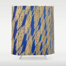 Fractal Abstract 93 Shower Curtain