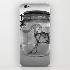 Human Speciman iPhone & iPod Skin