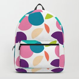 MAD-NZ ROUND CIRCLES Multi Backpack