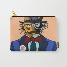 The best father cat Carry-All Pouch