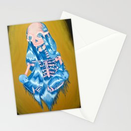 Weeping Woman Stationery Cards