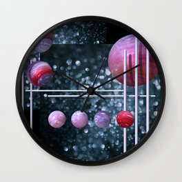 3D for duffle bags and more -6- Wall Clock
