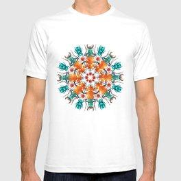 Bug Mandala T-shirt