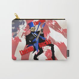 lincoln rocks Carry-All Pouch