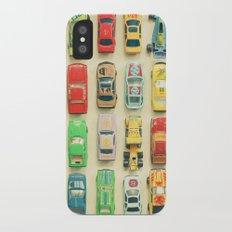 Car Park iPhone X Slim Case