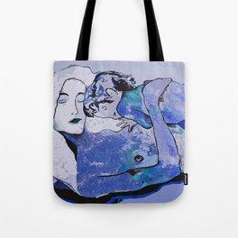 "Klimt deserves a ""Blue Period""  Tote Bag"