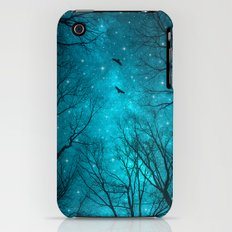 Stars Can't Shine Without Darkness Slim Case iPhone (3g, 3gs)