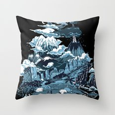 Terra Mikronic Throw Pillow