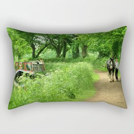 Tivertonian Spring Rectangular Pillow