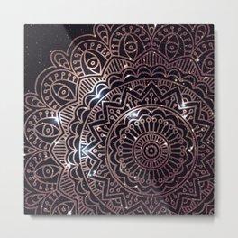 Space mandala 31 Metal Print