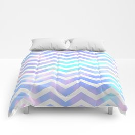 Chevron dreams  Comforters