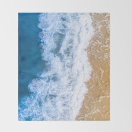 Coast 6 Throw Blanket